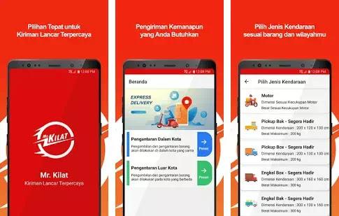 Aplikasi Kurir Online Terbaik dan murah-1
