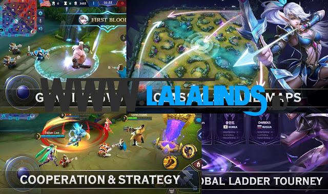 Download Game Android Mobile Legends 1.2.22.2071 APK