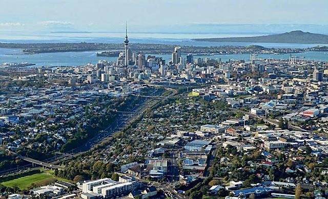 Auckland - Nova Zelândia