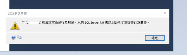 SQL Server Replication Distributor