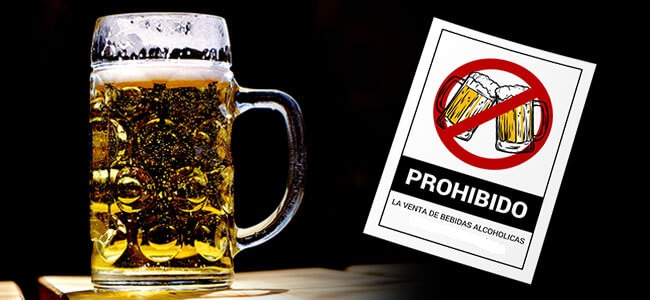 Comercios de Paraíso cumplen prohibición del ayuntamiento de no vender bebidas alcohólicas