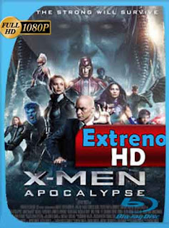X-Men: Apocalipsis 2016 HD [1080p] Latino [GoogleDrive] DizonHD