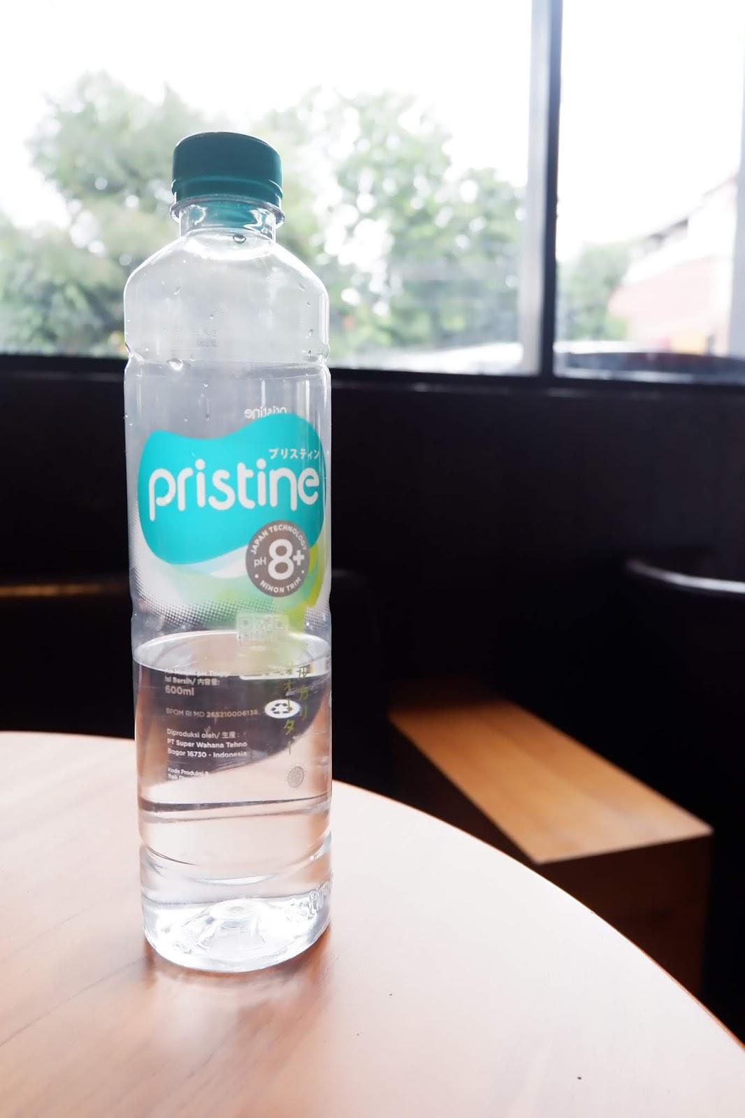 Pristine8 Dengan Berjuta Manfaatnya