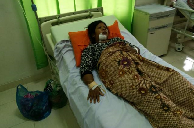 Demi Kalung Emas, Pemuda Asal Aceh Timur Tega Lukai Sepupunya