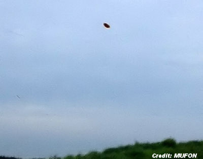 UFO Photograph Taken in Oakville, Missouri, One of The Best, says MUFON 6-8-2014