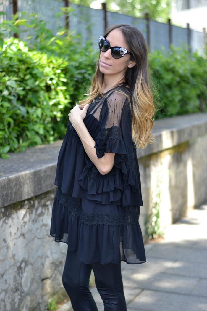perché indossare il nero