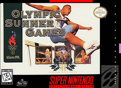 Jogar online Olympic Summer Games 1996 snes