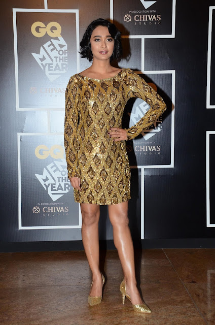 Sayani Gupta at GQ Men of the Year Awards 2016 to celebrate GQ's 8th Anniversary