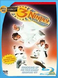 3 Ninjas nudillos para arriba1994HD [1080p] Latino [GoogleDrive] SilvestreHD