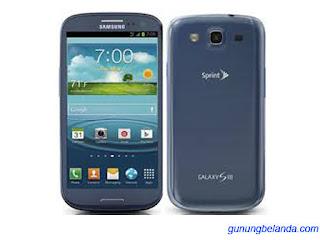 Cara Flashing Samsung Galaxy S3 LTE (Sprint) SPH-L710