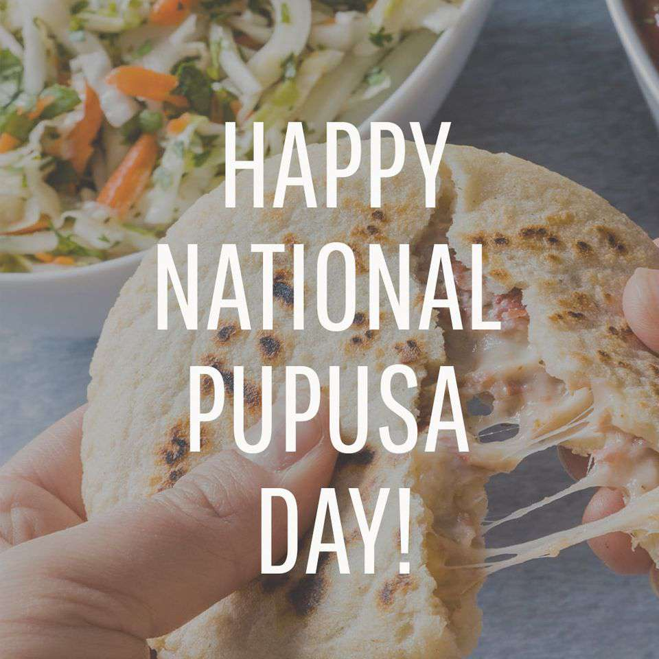 National Pupusa Day Wishes Unique Image