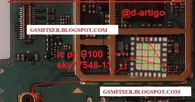 Samsung GT-I8552 Network Problem Jumper Solution Ways | gsmfixer