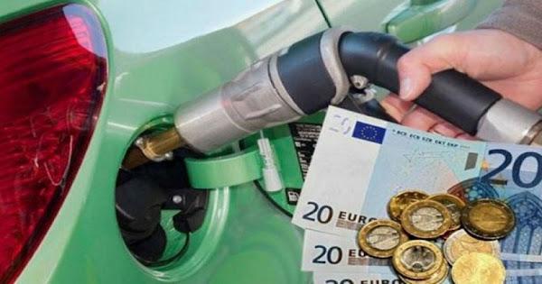 """""""Χρυσοπληρώνουμε"""" τη βενζίνη. Στα 2 ευρώ το λίτρο!"""