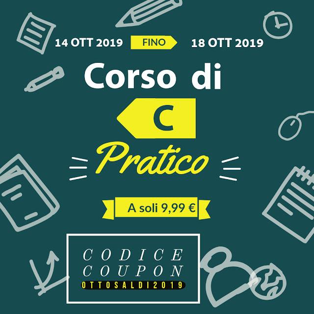 https://www.udemy.com/course/corso-pratico-di-c/?couponCode=OTTOSALDI2019