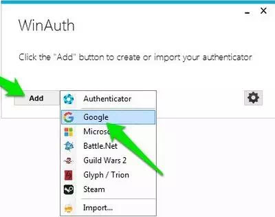 Cara Menggunakan Google Authenticator di PC Windows-5