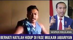 Polda Aceh Minta Mabes Polri Bantu Buru Pria di Malaysia Memaki Jokowi