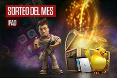 Casino777 sorteo julio: iPad