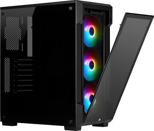 Review Corsair iCUE 220T RGB CC-9011190-WW PC Case