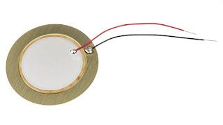 Piezoelectric diaphragm