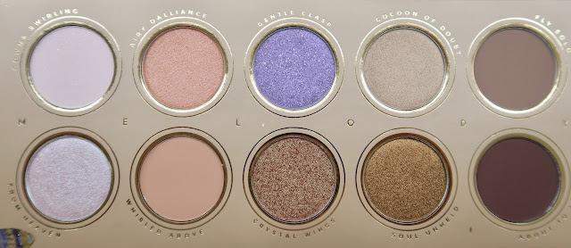 zoeva melody eyeshadow palette review morena skin filipina