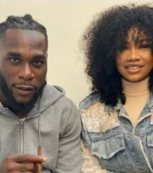 Tacha Blushes After Meeting Burna Boy (Photo) #Arewapublisize