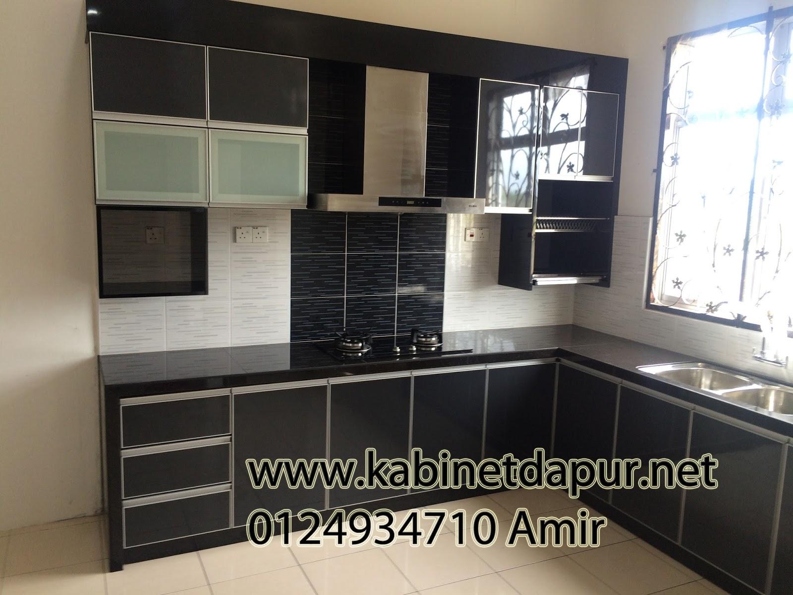 Projek Kabinet Dapur Di Taman Alor Janggus Hubungi 0124934710 En