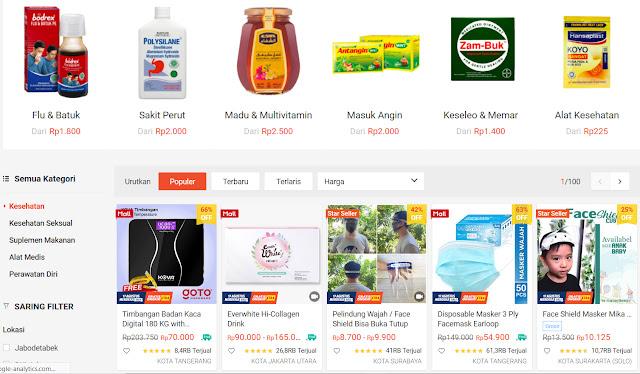 7 Kategori Produk Terlaris Di Marketplace Indonesia 2020