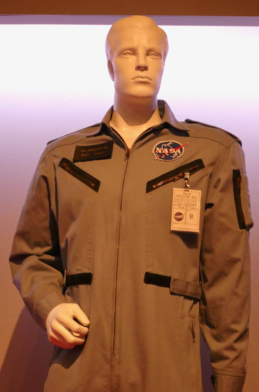 Ryan Gosling First Man Neil Armstrong costume