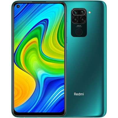 Xiaomi Redmi Note 9 64 GB (pack)