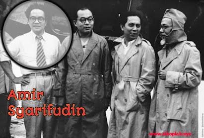 Biografi Amir Syarifudin