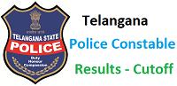TS Police Constable Results 2016