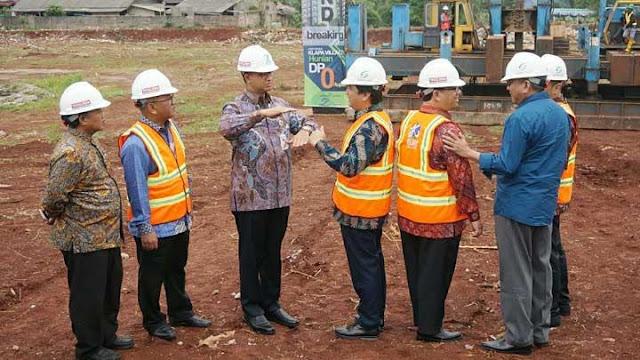 Sandiaga Uno: Rumah DP 0 Rupiah Tak Dibangun di Lahan Mangkrak