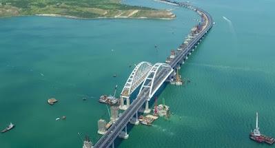 ЕС вводит санкции против участников строительства керченского моста