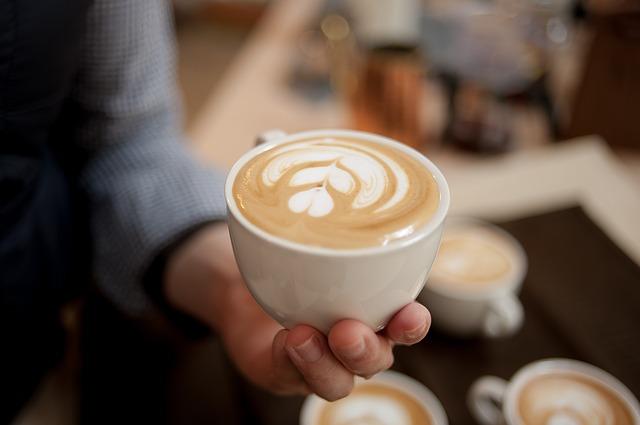 Melhores videos sobre latte arte no Instagram