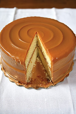Rose S Famous Caramel Cake A Belizean Recipe For You Today