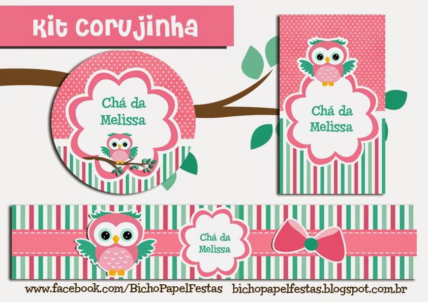 Kit Corujinha