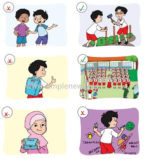 Contoh sila ketiga di sekolahmu! www.simplenews.me