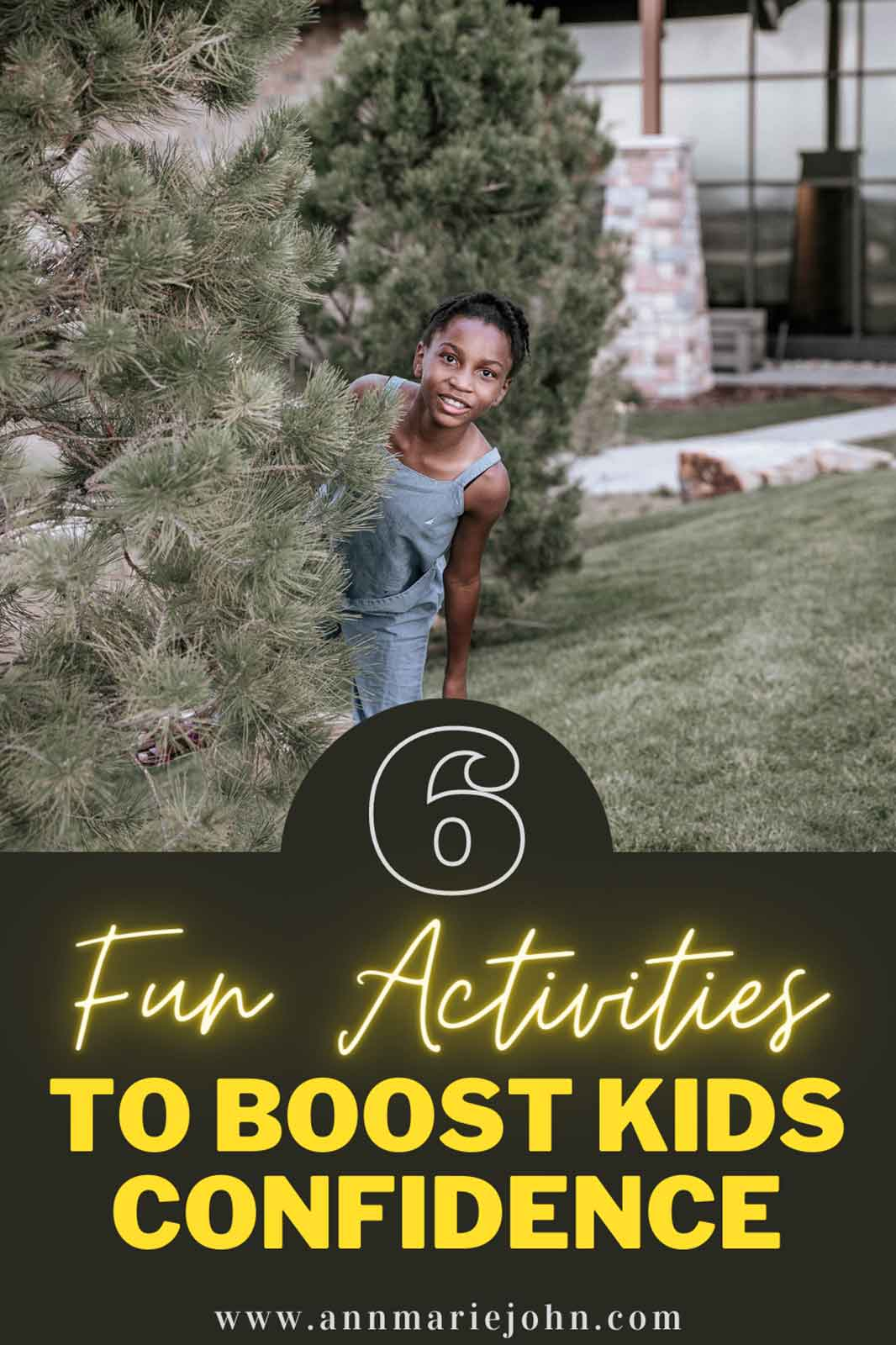 Fun Activities That Can Help Boost Your Child's Confidence