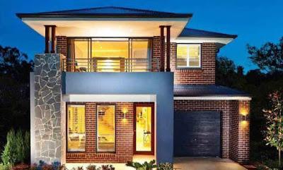 Gambar model gambar rumah minimalis sederhana di desa