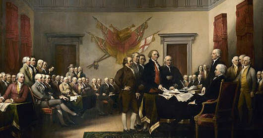Arash's World: The American Founding Fathers – Heroes or Swindlers?