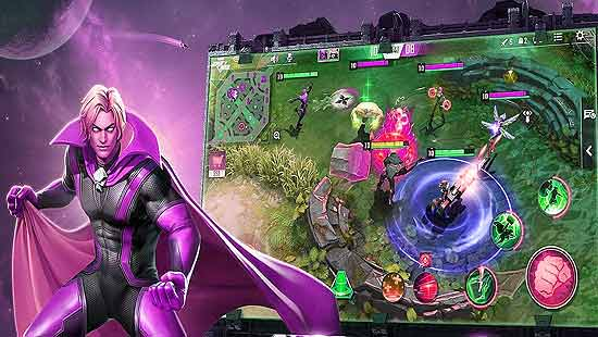 MARVEL Super War Mod Apk Download