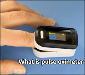 What is pulse oximeter    पल्स ऑक्सीमीटर क्यों जरूरी है ?