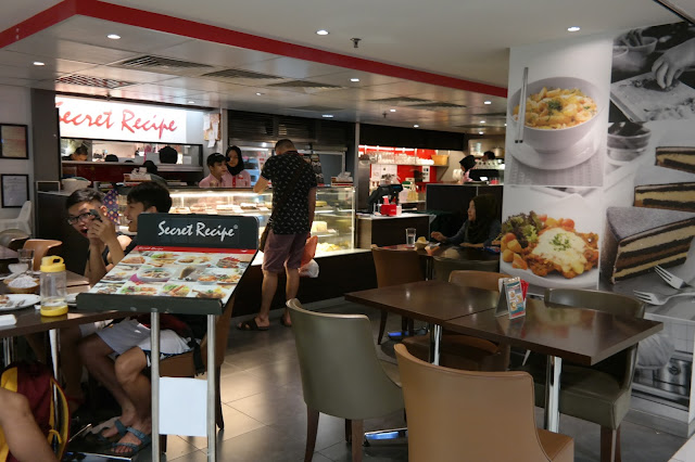 Secret Recipe, secret recipe malaysia, secret recipe sungei wang, kek secret recipe, chocolate indulgence secret recipe,