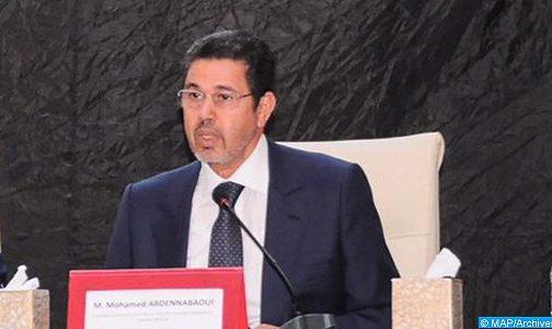 تنفيذ الأحكام القضائية الوجه الحقيقي للعدالة والضمانة الأساسية للمتقاضي (السيد عبد النباوي)