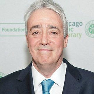 American Journalist, David Scott Simon