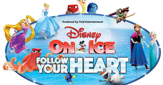 Disney on Ice Presents Follow Your Heart + #DISCOUNT