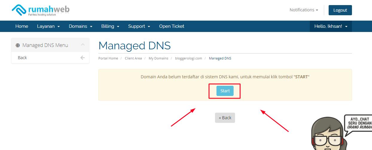 langkah memasang domain - 10