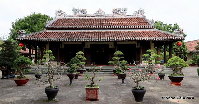 TEMPLO CHÙA CHÚC THÁNH Hoi An, Vietnam