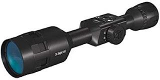ATN X-Sight 4K Pro Smart Day Night Rifle Scope