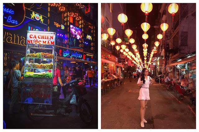 Đêm xuống, Sài Gòn lại càng trở nên náo nhiệt với nhiều điểm vui chơi thú vị. Dù là dân Sài Gòn hay là du khách ghé thăm, cũng đừng quên ghé thăm 3 khu phố nước ngoài sôi động sau đây nhé!